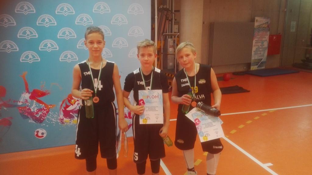 626869021ab 5. klassi poisid Siim Loot, Talis Torn, Kendal Tanin ja Samuel Samarüütel  kui ka 6.-7.klassi Andre Paidre, Espen Mägi ja Andri Kutsar mõlemad  kolmanda koha!